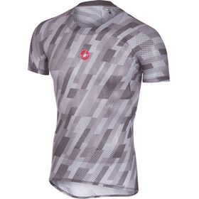 Castelli Pro Mesh SS Baselayer Jersey Men gray